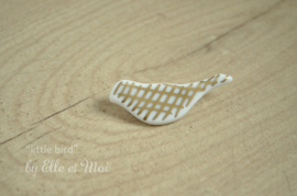 broche 'little bird'