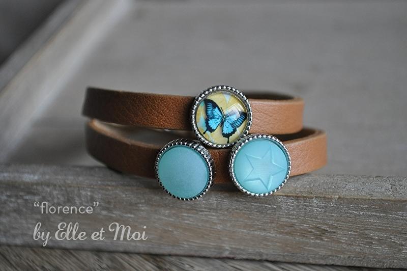 armbandje florence • dubbele armband •