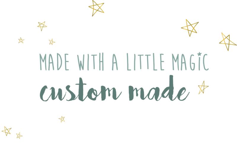 Custom made bestelling - Jurgen  • op maat gemaakt •