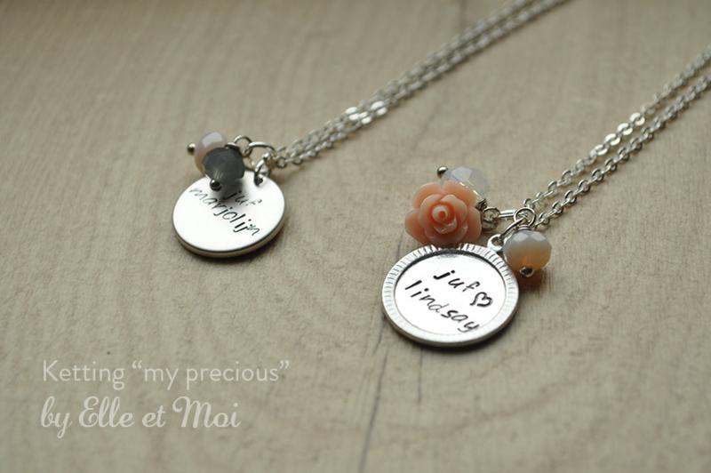 halsketting 'My Precious'