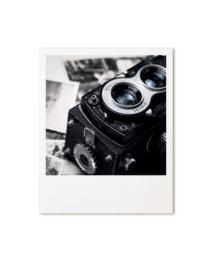 Foto poster Vintage camera 20x25cm