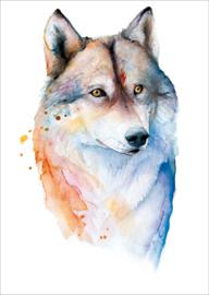 Kaart Wolf