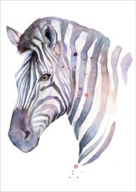Kaart Zebra