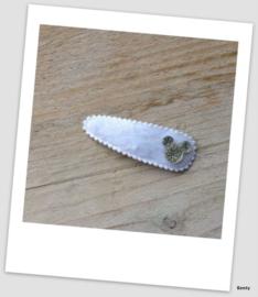 Speldje 5cm - White no7