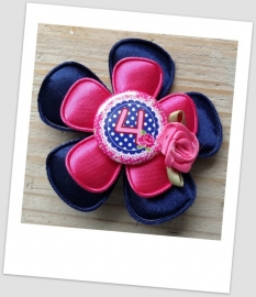 Verjaardag Broche Cool Blue 4