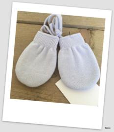 Frilo Swiss Made - Handschoentjes - Licht blauw - Newborn 0-3 maanden