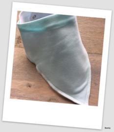 Sjaaltje / Slabber - Effen - Mint