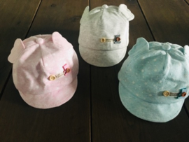 Cap - Baby - roze