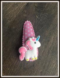 Unicorn Roze stip 1