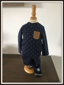 Setje boys - top + broek - no 6