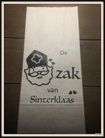 Kartonnen Zak Small - Zak van Sinterklaas