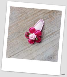 Baby/Peuter speldje - Pink no2
