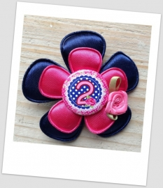 Verjaardag Broche Cool Blue 2