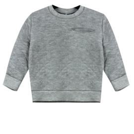 Longsleeve - grey melange - CVLS16