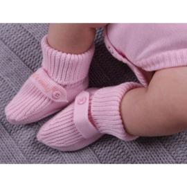 Baby's Only -  Slofjes newborn - Roze
