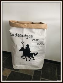Kartonnen Zak XL - Sinterklaas