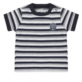 Ducky Beau Shortsleeve - stripes