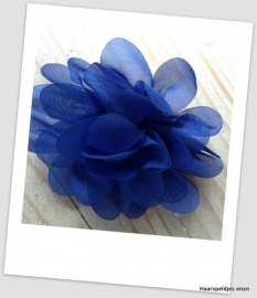 Broche Royal blauw