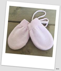 Frilo Swiss Made - Handschoentjes - Roze - Newborn 3-6 maanden