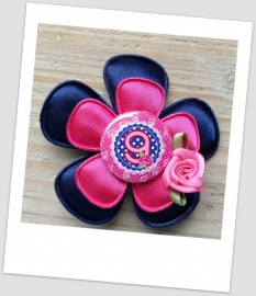 Verjaardag Broche Cool Blue 9