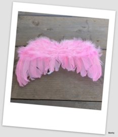 Angel wings - Roze