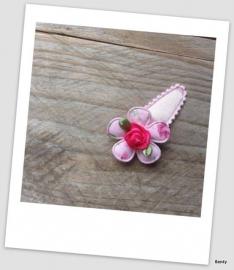 Baby/Peuter speldje - Pink no5