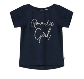 Setje Romantic girl + Short - maat 74