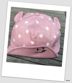 Petje - Smile - Roze