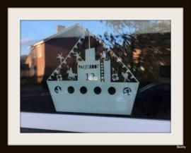 Sinterklaas  -  Stoomboot