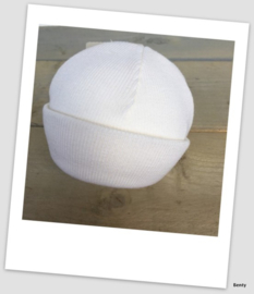 Frilo Swiss Made - Sjaal - Off White - Newborn 6-9 maanden