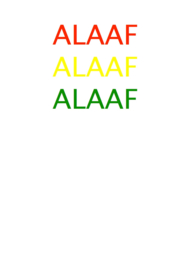 Carnaval - ALAAF