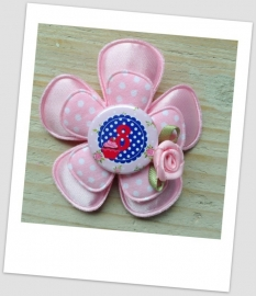Verjaardag Broche Girly Pink 8