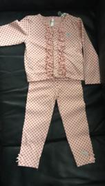 SETJE DOTTY - vest + legging