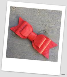Xxl strik de Luxe - Rood