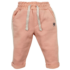 Ducky Beau BROEK / JEANS / DTPA21 / DUSTY PINK