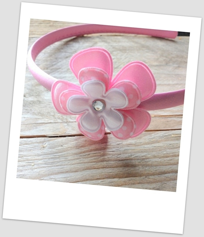 Diadeem Pink Candy