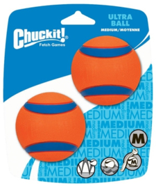 Chuckit Ultra Ball M 2 pack