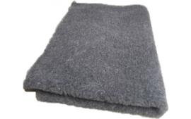 Vet Bed met anti-sliplaag (Antraciet)