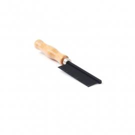 Kam Fijn, houten handvat anti-statisch - Made in England - HPP