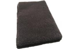 Vet Bed met anti-sliplaag (Donkerbruin)