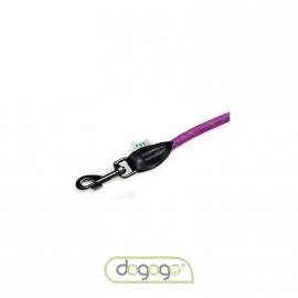 Dogogo touw hondenlijn zonder handvat, 12 mm, paars