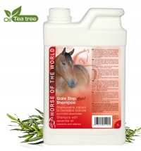 Horse of the world - Gale Stop Pearl Shampoo