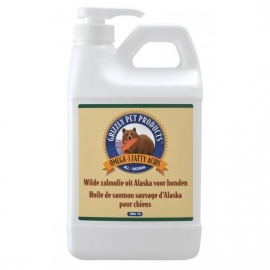 Grizzly Wilde Zalmolie 2000ml