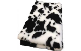 Vet Bed met anti-sliplaag (Koe print)
