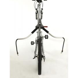 Extra Cycleleash beugel plus lijn.