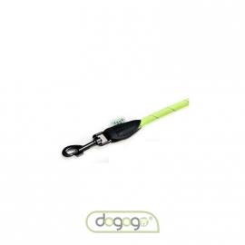 Dogogo touw hondenlijn zonder handvat, 12 mm, groen