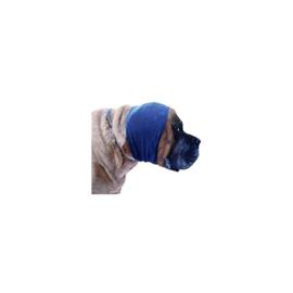 Happy Hoodie - Large Blauw