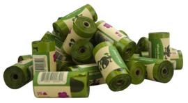 Poepzakjes Eco friendly Lavendel single roll