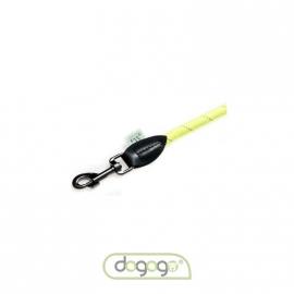 Dogogo touw hondenlijn zonder handvat, 12 mm, geel
