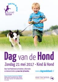 Dag van de Hond, Kynologenvereniging Nieuwegein (zondag 21 mei 2017)